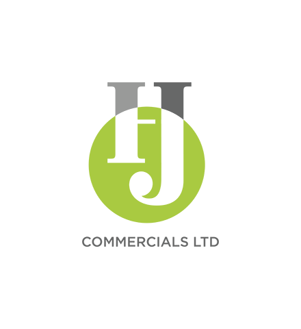 H&J Commercials Graphic Logo